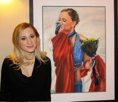 This month UBC Robson Square will feature Art Prints of Olympic Figure Skaters by Jurik Designs, including Joannie Rochette & Johnny Weir from the Vancouver 2010 Games. Artwork will be available for auction on eBay and proceeds from select pieces will be donated to the Japanese Red Cross. More info: http://us3.campaign-archive2.com/?u=7bbe3e9c68304801dd1b0510c&id=b1dc5a4636&e=