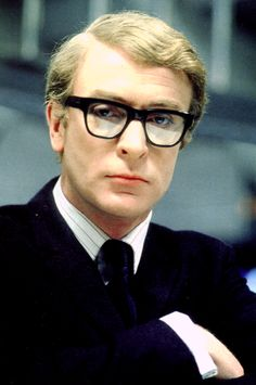 """""""I felt a tremendous sadness for men who can't deal with a woman of their own age"""" -Michael Caine"""