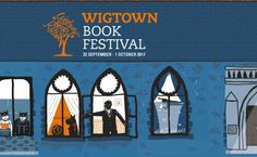 Wigtown Book Festival - Home Uk Bucket List, Book Festival, Vacation Ideas, Journey, Books, Movie Posters, Travel, Libros, Viajes