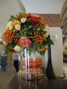 Flowers at Villa Reale di Monza - Bar - Photo by Luisella Rosa http://unpiccologiardino.blogspot.it/