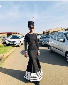 Image may contain: one or more people, people standing, sky and outdoor South African Fashion, Latest African Fashion Dresses, African Print Dresses, African Print Fashion, Africa Fashion, Ankara Fashion, African Prints, African Fabric, African Dress