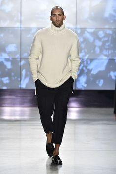 Male Fashion Trends: Deveaux Fall-Winter 2017 - New York Fashion Week Men's