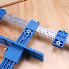 Drill Führungshülse Schublade Pull Jig Holz Bohren Dowling Hole Locator Tools