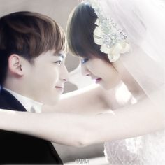 Under the Surface : Photo Wgm Couples, Cute Couples, Nichkhun Victoria, Song Qian, We Get Married, Camera Shots, Cute Couple Pictures, Best Couple, Wedding Photoshoot