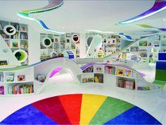 IlPost - Pechino, Cina - La libreria per bambini Poplar Kid's Republic (Foto da Designappeal)