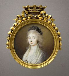 H.R.H. Princess Marie Therese Charlotte of France, Duchess de Angouleme and Dauphine of France (1778-1851)