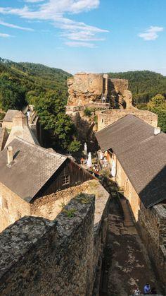 Exploring Austria's Wachau Valley Wachau Valley, Feldkirch, Raining Cats And Dogs, Castle Ruins, Austria, The Row, Grand Canyon, Palace, Beautiful Places