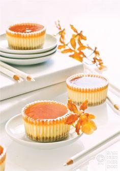 Cheesecake Magdalenas de Sam Henderson del Nido de hoy
