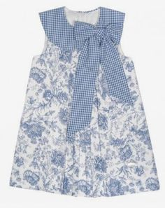 Frocks For Girls, Kids Frocks, Little Dresses, Little Girl Dresses, Toddler Dress, Toddler Outfits, Kids Outfits, Little Girl Fashion, Kids Fashion