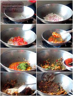 how to make stuffed brinjals Maharashtrian style