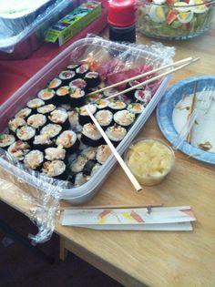 Sushi Recipies