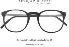 Reykjavik Eyes Black Label Alfonso C1