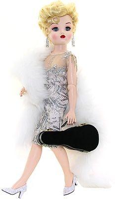 Some Like It Hot: Marilyn Monroe Madame Alexander doll.