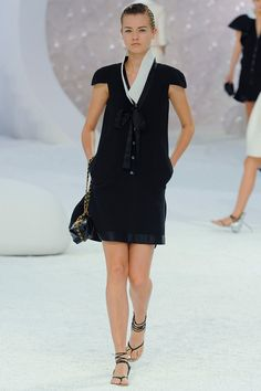 Chanel Spring 2012 RTW - Review - Fashion Week - Runway, Fashion Shows and Collections - Vogue