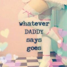 #ddlg#sexsubmissive