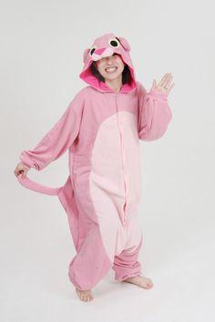 Pink Panthero Kigurumi