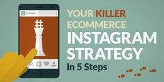 """Why is Instagram a critical platform for your ecommerce business? A step by step guide to make Instagram a super performing """"extension"""" of your online shop."""