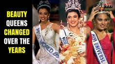 Nafisa Ali To Aishwarya Rai How Indian Beauty Queens changed over the years