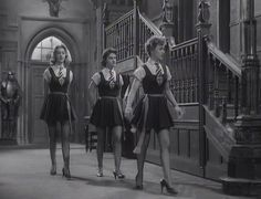 St Trinians old girls School Uniform Fashion, School Uniform Girls, Boarding School Aesthetic, Private School Uniforms, School Girl Teacher, St Trinians, Stuff And Thangs, Walk This Way, Vintage Lingerie