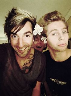 ALL TIME LOW AND 5SOS!!!!!
