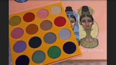 Juvia's place MAGIC palette #juviasplace