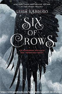 """I got lost in books: Review:""""Six of Crows"""" by Leigh Bardugo"""