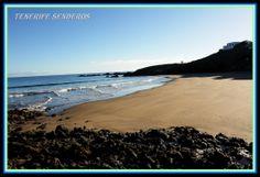 Playa Grande El Poris #arico #tenerife