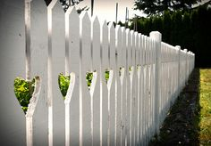 I Heart This Fence!