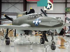 The Curtiss-Wright XP-55 Ascender (company designation CW-24) was a 1940s United States prototype fighter aircraft built by Curtiss-Wright. Description from trmilitary.com. I searched for this on bing.com/images