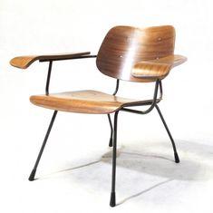 Model 8000 lounge chair by Tjerk Reijenga for Pilastro, 1950s