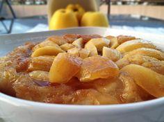 Tatin de manzana (via Bloglovin.com )
