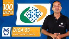 Dica 05 do Desafio 100 Dicas para INSS. Dica de Língua Portuguesa por Prof. Fabiano Sales