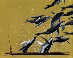 ballenas-jorobadas.jpg (709×564)  Pedro Ruiz