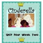 "First Grade Reading Street Unit 4 Week 2, ""Cinderella."" SMARTboard"
