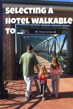 Wyndham Lake Buena Vista a Disney Springs Resort for Families! It's a 5-minute walk to Disney Springs and there is complimentary bus service to the parks. It is a perfect location for families.