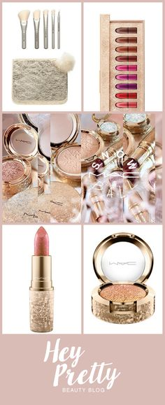 MAC Holiday Collection 2017: «Snow Ball» Preview of all the products on Hey Pretty