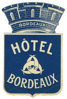 Hotel de Bordeaux #France
