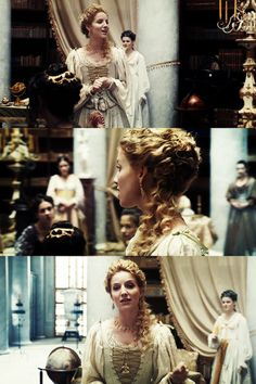 Annabelle wallis- the three musketeers bbc The Musketeers Tv Series, Bbc Musketeers, The Three Musketeers, Milady De Winter, Annabelle Wallis, Star Crossed, Period Costumes, Good Movies, Amazing Movies