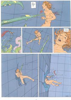 Moebius - Le monde d'Edena
