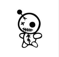 @marllon_verdelho Creepy Drawings, Mini Drawings, Dark Art Drawings, Doodle Drawings, Art Drawings Sketches, Doodle Art, Easy Drawings, Tattoo Drawings, Flash Art Tattoos