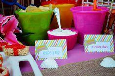 Disney Teen Beach Movie/surf Birthday PArty Birthday Party Ideas | Photo 8 of 24 | Catch My Party