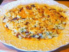 Southern Cauliflower Casserole
