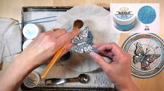 https://www.ucutathome.com/store/cat/Elizabeth-Craft-Designs/id/82 Els Van der Burgt from Elizabeth Crafts Designs shows you a great technique on how to add ...