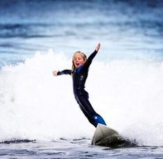 The happiness of surf