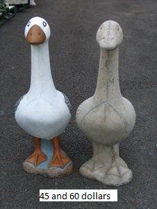 Concrete Garden Birds Lizards And Eagles In Halifax, Lawn Ornaments, Eagle  Statues, Goose Ducks And More In Nova Scotia,
