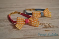 Ribbon bracelet by Sweetsubela