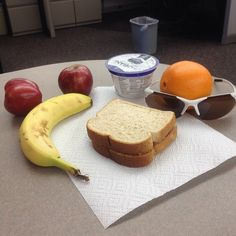 Future so bright I have to wear shades. #pbj #yummy #sunnydelight #lunchintheson #coppertone #rayban #sunkist