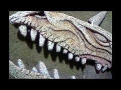 dragon relief tabalkon sanat evi ejderha rolyef ytong
