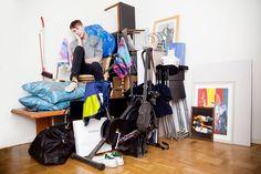 Sannah Kvist's All I Own photo collection inspires Anti-Consumerism