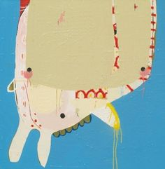 I've never seen anything quite like Kate McCarthy's art. Love Art, My Love, Baby Whale, Outdoor Decor